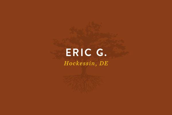 Eric G Testimonial
