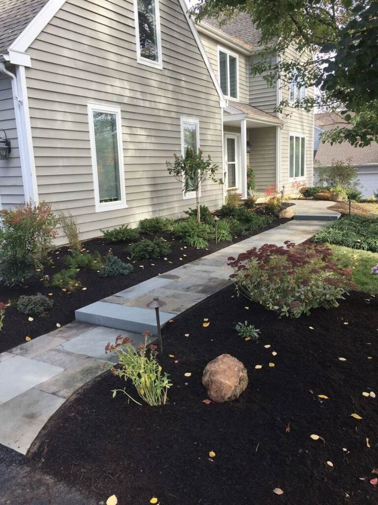 landscape design and installation services in delaware valley