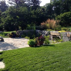 Landscape design and installation services in delaware for Garden design mill valley
