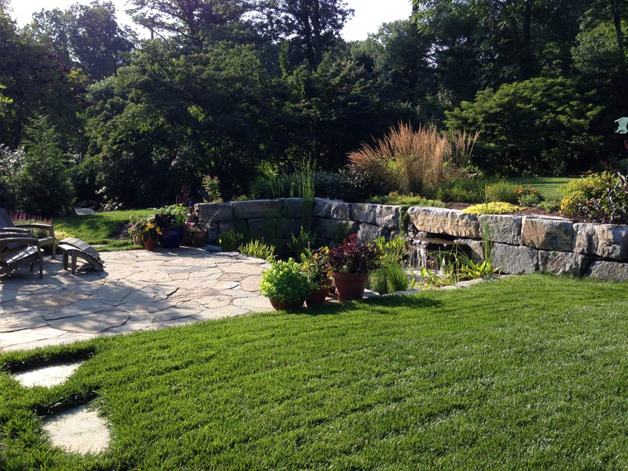 Garden maintenance and horticultural services cider mill for Landscape design services