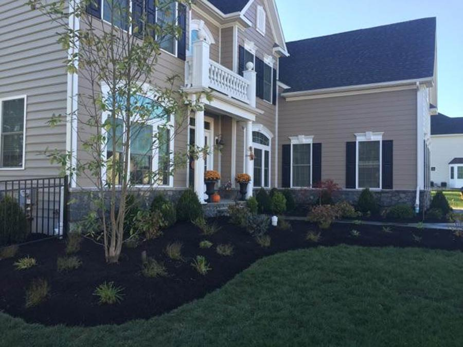 Landscape design and installation services in delaware valley for Landscape design services