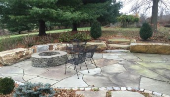 Stone Fire Pit
