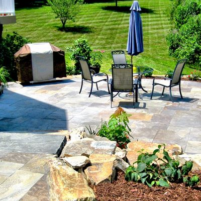 Outdoor Patio Chester County Pennsylvania