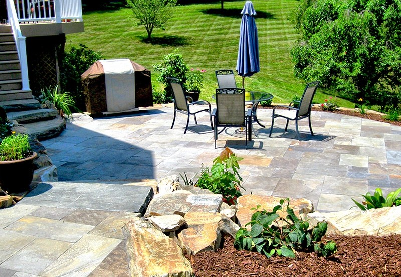 Outdoor Patio Chester County