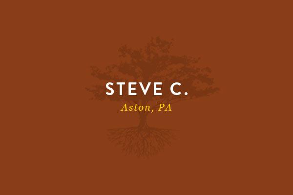 Steve C Testimonial