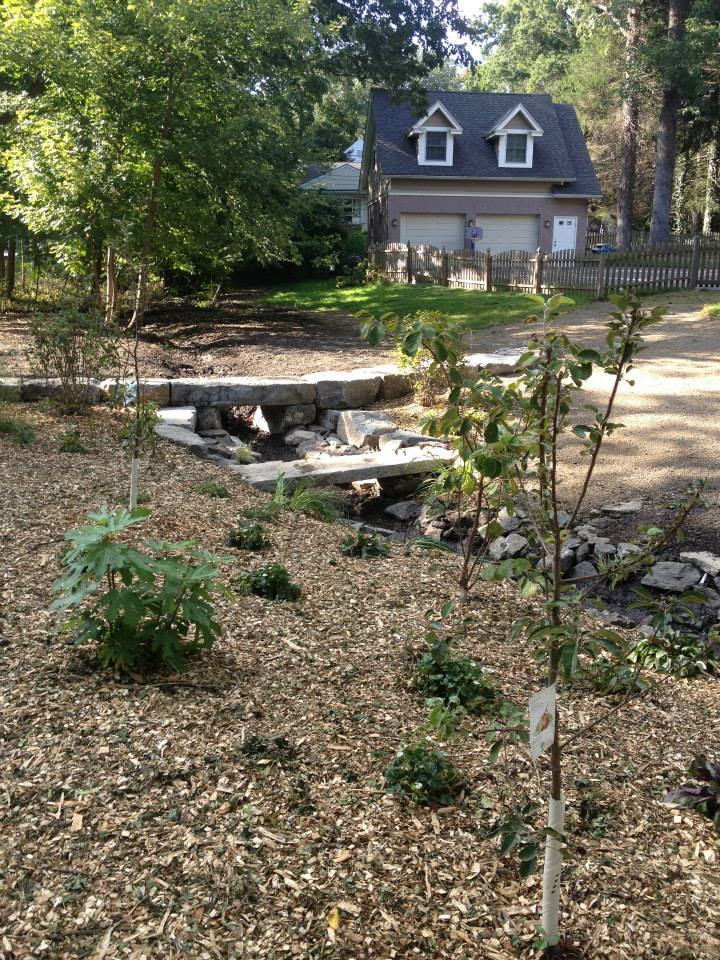 Stream Renovation with Alverson Boulders