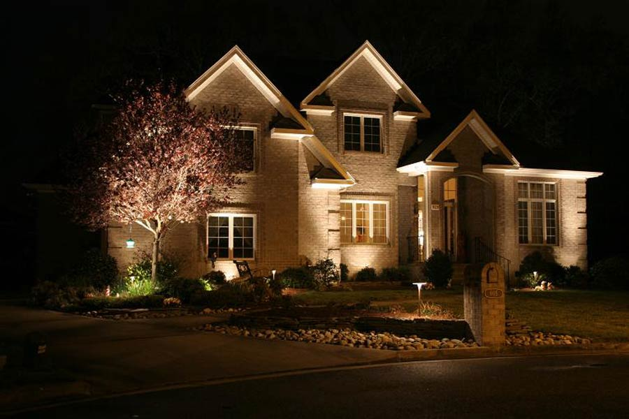 Landscape Lighting Naples Fl : Image gallery nightscapes landscape lighting
