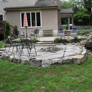 Cider Mill Custom Patio