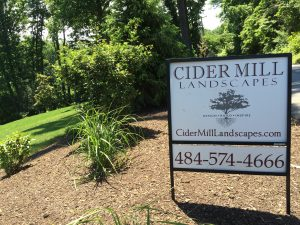 Cider Mill Landscapes