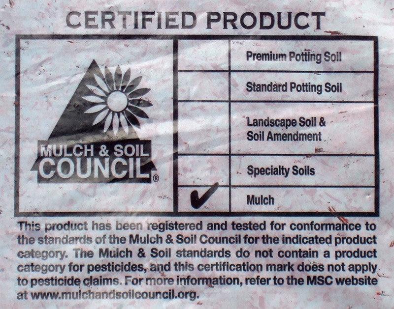 Certified Mulch