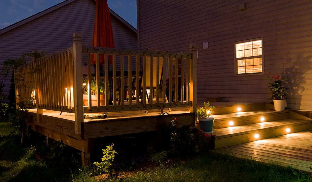 Outdoor Deck Lighting Ideas