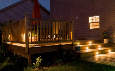 8 Best Outdoor Deck Lighting Ideas for Beauty, Safety, and Security